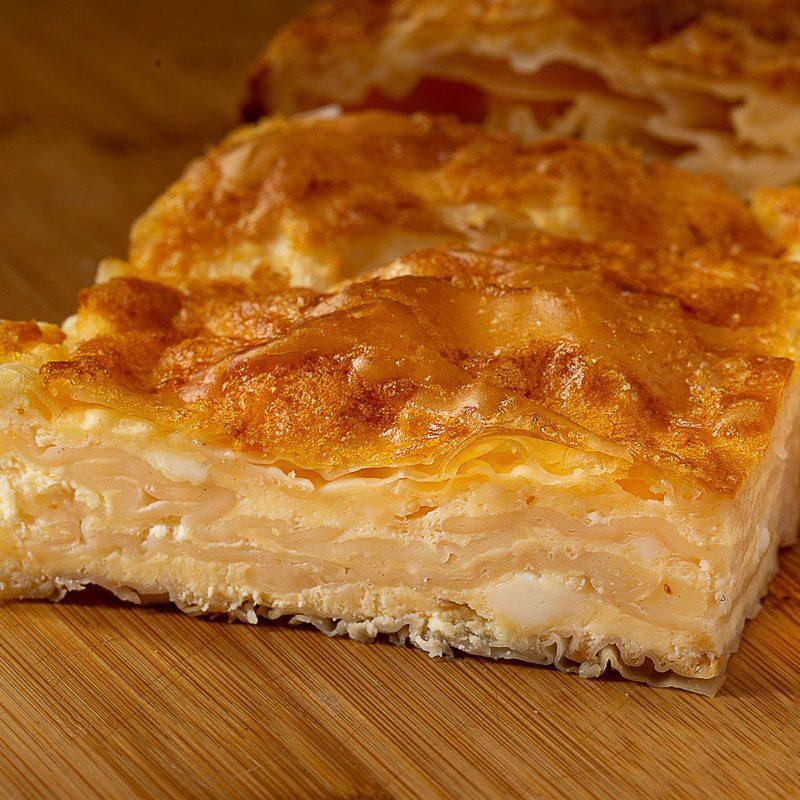Feuilletage cu brânză