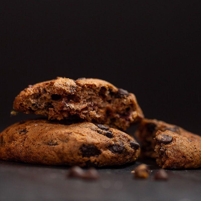 Cookies cu ciocolată
