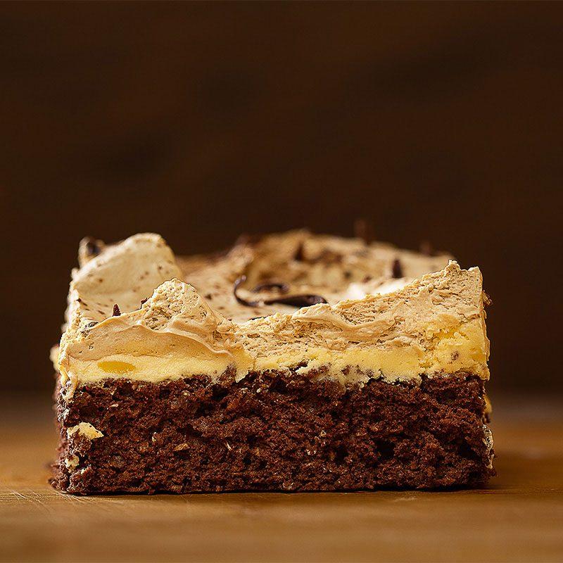 Prăjitura Cappuccino