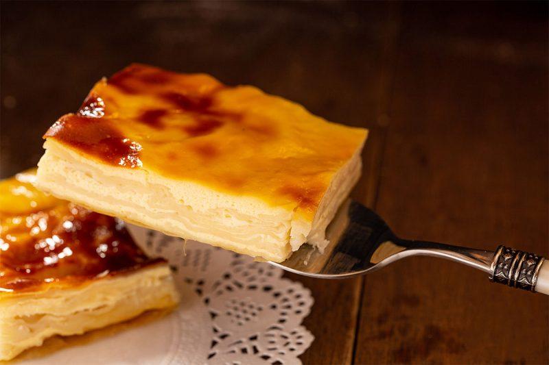 Prăjitură cu iaurt