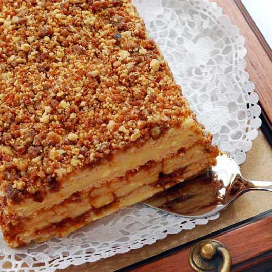 Prăjitura Kronstadt