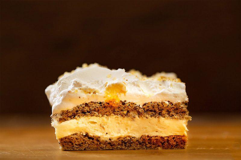 Prăjitura Zahăr ars